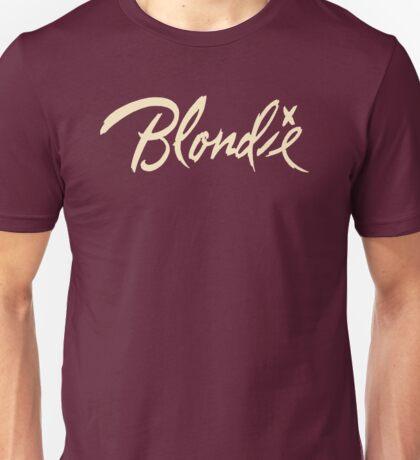 blondie - icon punk Unisex T-Shirt