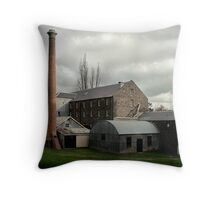 Andersens Mill Throw Pillow