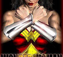 Wonder Woman  by Theboy1der100
