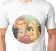 Rosie the Riveter Big City Unisex T-Shirt