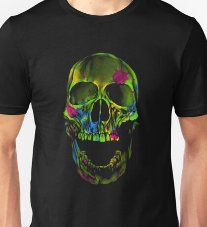 Neon Death Unisex T-Shirt