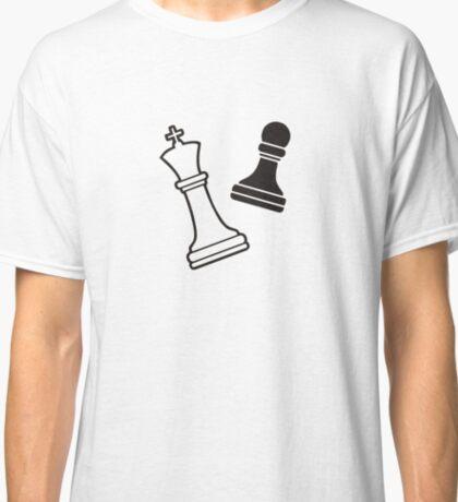 Chess Brain Game Classic T-Shirt