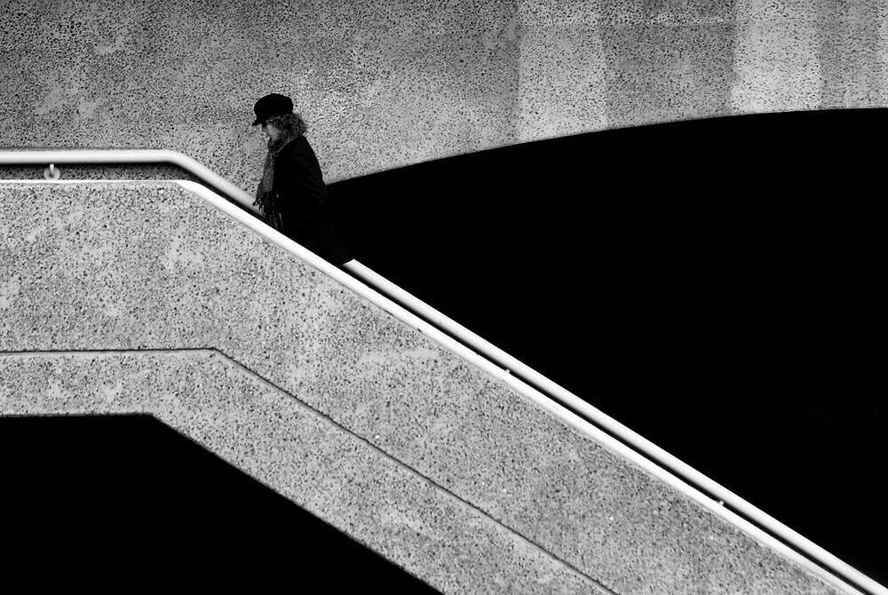 Stairs by Ben Swinnerton