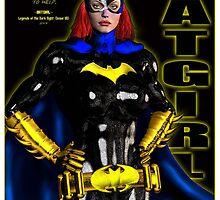 Batgirl - batman by Theboy1der100