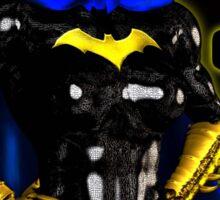 Batgirl - batman Sticker