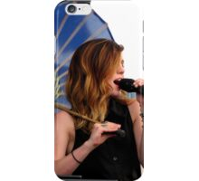 Sydney Sierota of Echosmith iPhone Case/Skin