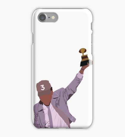 Chance the Rapper - Grammys iPhone Case/Skin
