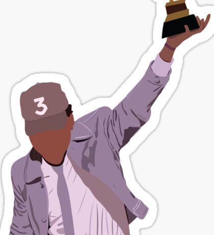 Chance the Rapper - Grammys Sticker