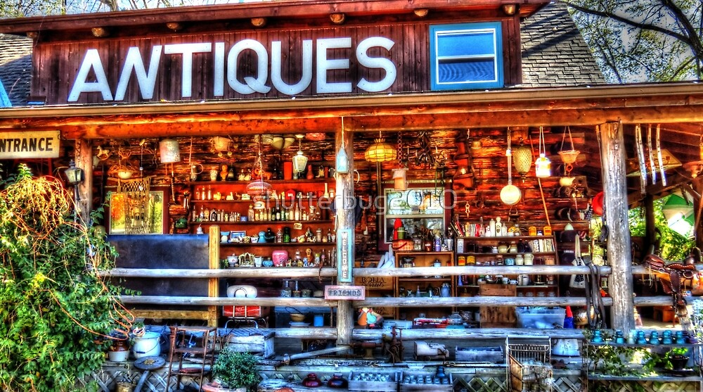 Antiques by shutterbug2010