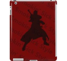 Smokin' Sick Style iPad Case/Skin