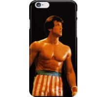 Rocky Balboa. iPhone Case/Skin