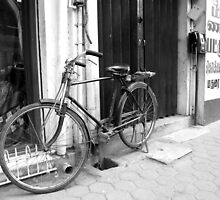 Old Ride... by Coralie Alison