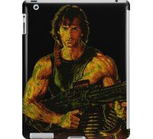 Rambo. Ready to order. iPad Case/Skin