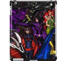 The women of BATMAN iPad Case/Skin