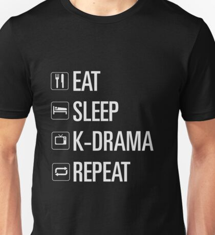 kdrama only Unisex T-Shirt