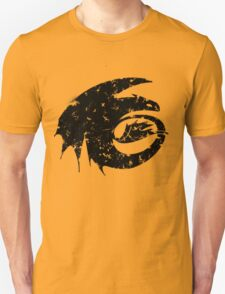 Toothless Silhouette Tee  T-Shirt