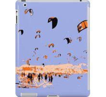 Kite Surfing Tarifa iPad Case/Skin
