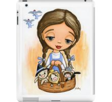 Off To See The Wizard iPad Case/Skin