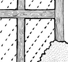 The Hermit Sticker