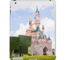 Le Château de la Belle au Bois Dormant iPad Case/Skin