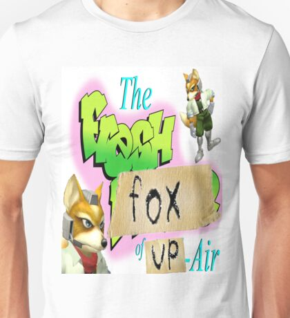 Fresh Fox Of Up-Air Unisex T-Shirt