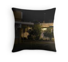 East Brunswick Auto1 Throw Pillow