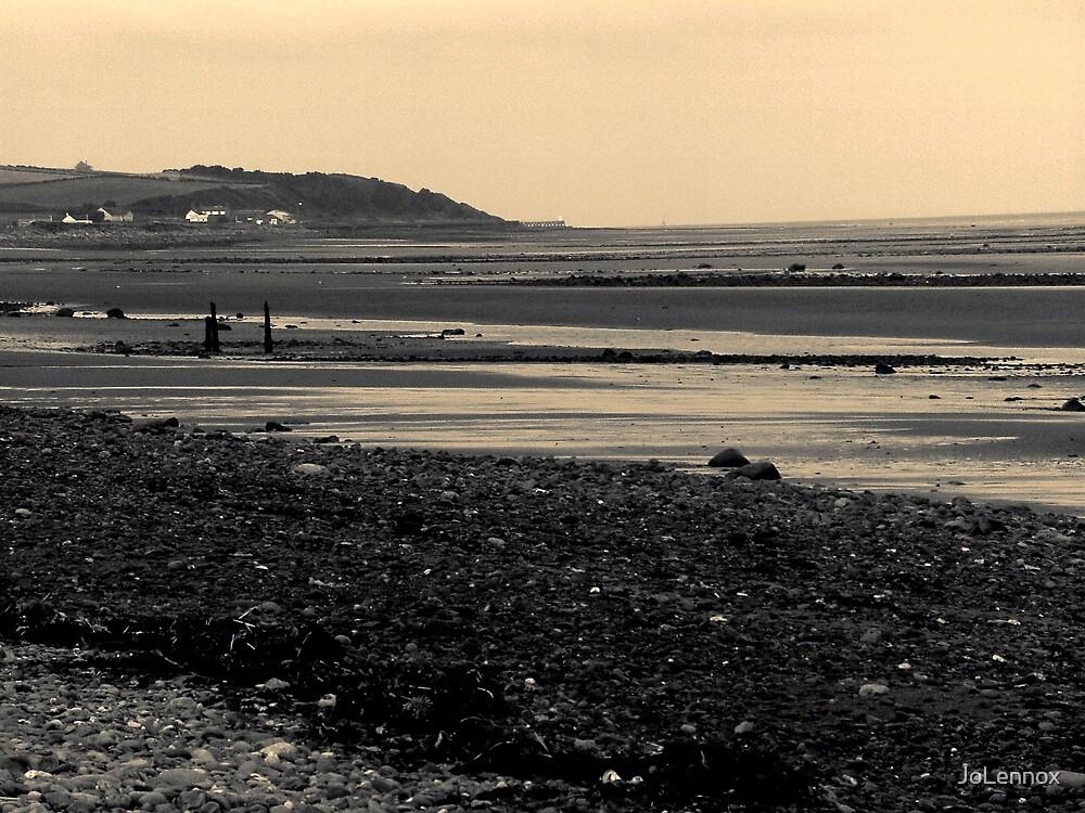 Back Across The Bay by JoLennox