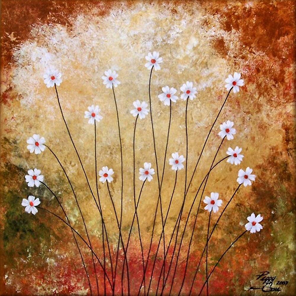 Heavenly Garden by Peggy Garr
