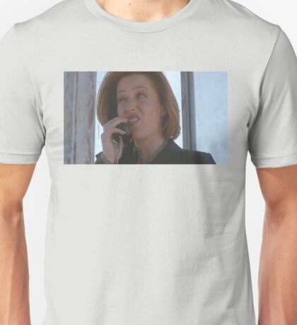 Scully's Face / The X-Files Unisex T-Shirt