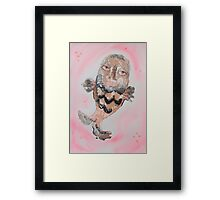 Funky Fish 1 Framed Print
