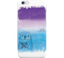 Two Otters iPhone Case/Skin