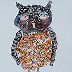 Quirky Owl 1 by BeatriceM