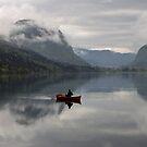 Reflective Moment by Béla Török