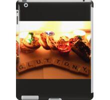 Gluttony  iPad Case/Skin