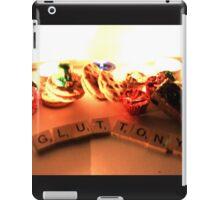 Gluttony 2 iPad Case/Skin