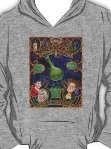 Hocus Pocus - Sanderson's Potions and Notions Vintage Add Poster (Unofficial, Fan Art) T-Shirt