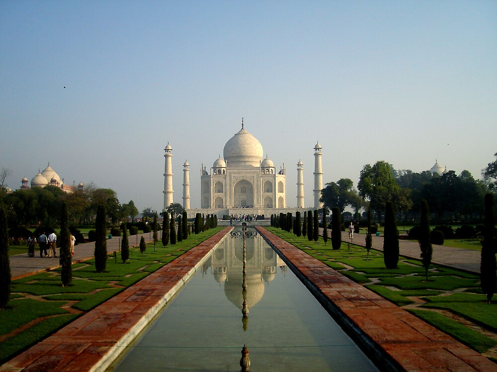 Taj by lotusboat