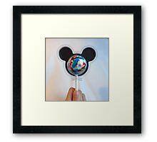 mickey jawbreaker Framed Print
