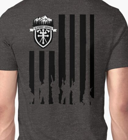 Supporting our Veterans  Unisex T-Shirt