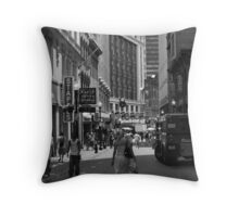 Sky-Scraper Throw Pillow