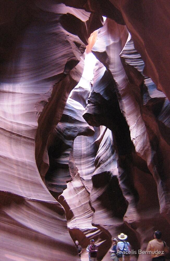 Antylope Canyon by Aracelis Bermudez