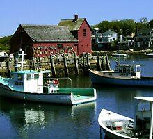 """Lobster Shack"" by Jim Sugrue"