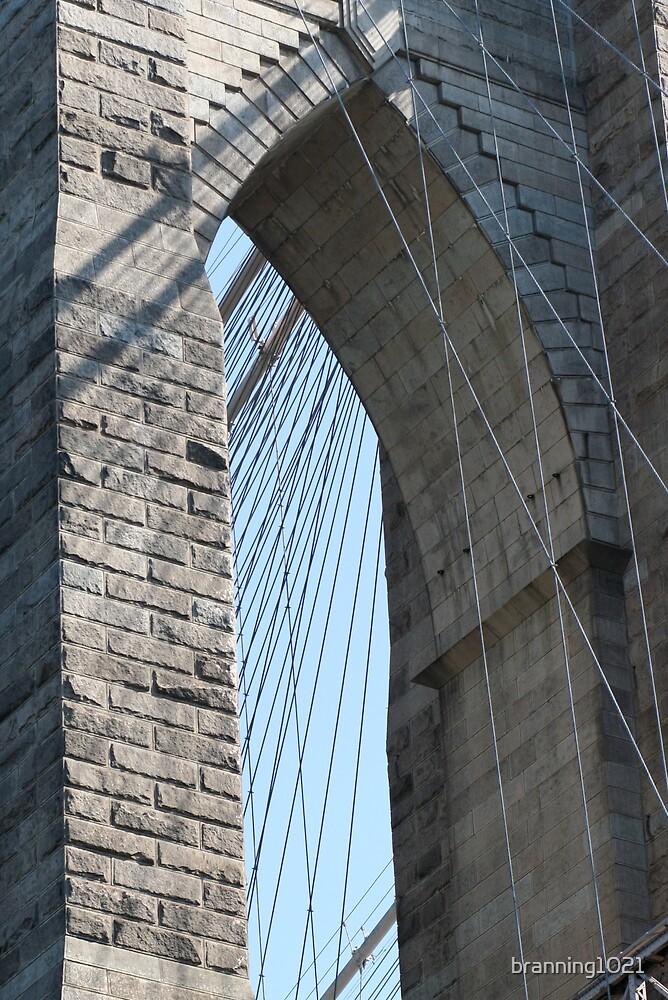 Brooklyn Bridge by branning1021