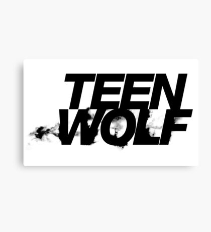 beacon hills Canvas Print