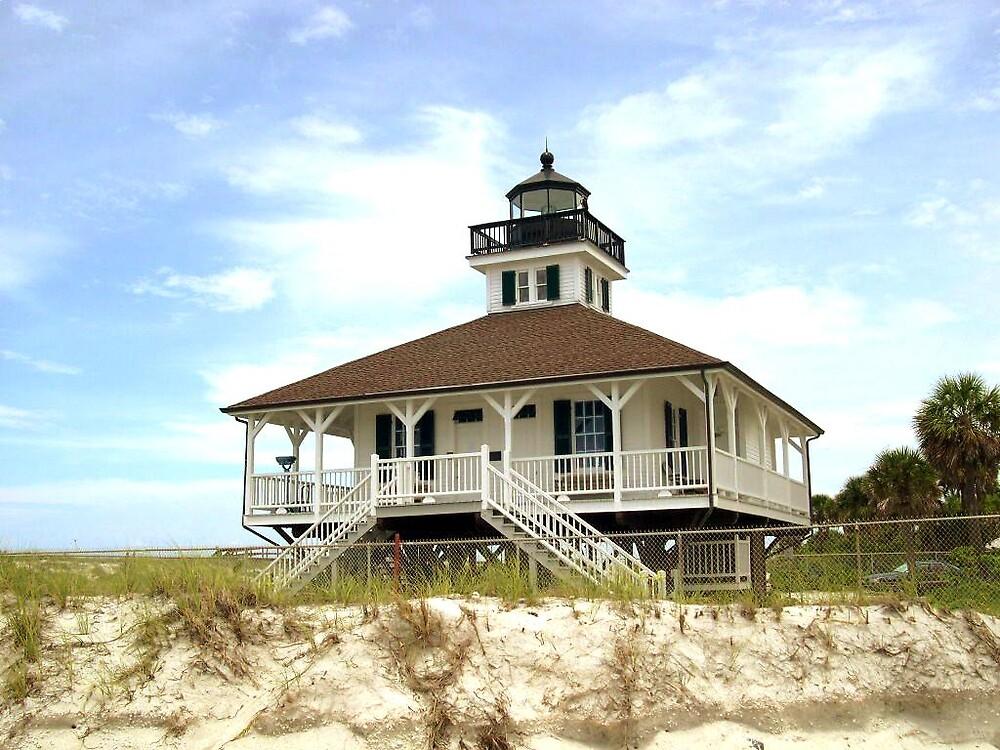 Boca Grande lighthouse / Jack Boyd by JackBoyd