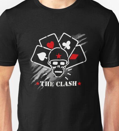 Black Straight To Hell Unisex T-Shirt
