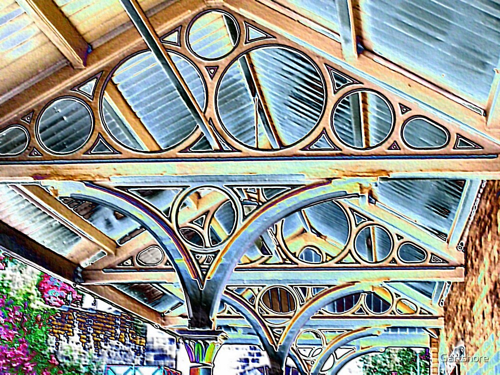 the station roof by Gartshore