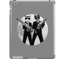 Cats In Black iPad Case/Skin