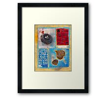 A Pleasant Surprise Is In Store For You Framed Print