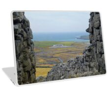 Inishmore, Ireland Laptop Skin